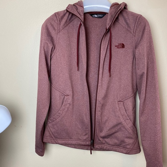 THE NORTH FACE WOMENS HOODIE SIZE SMALL